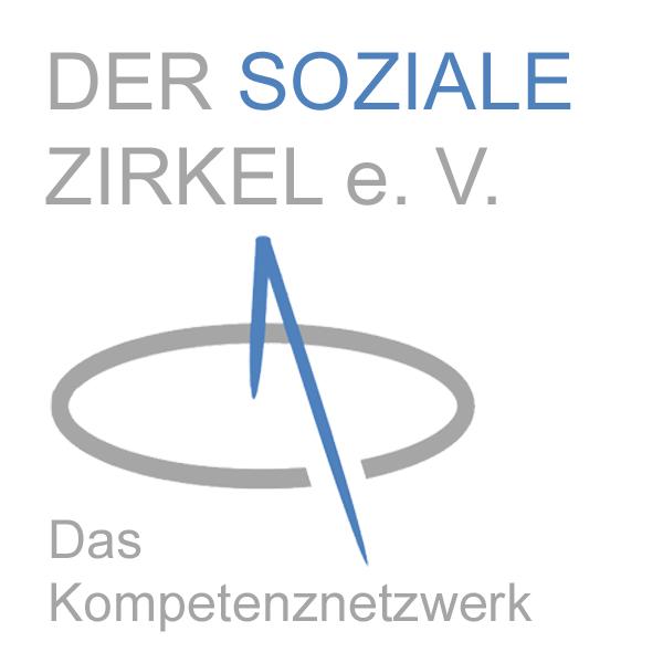 Der Soziale Zirkel Logo quadratisch
